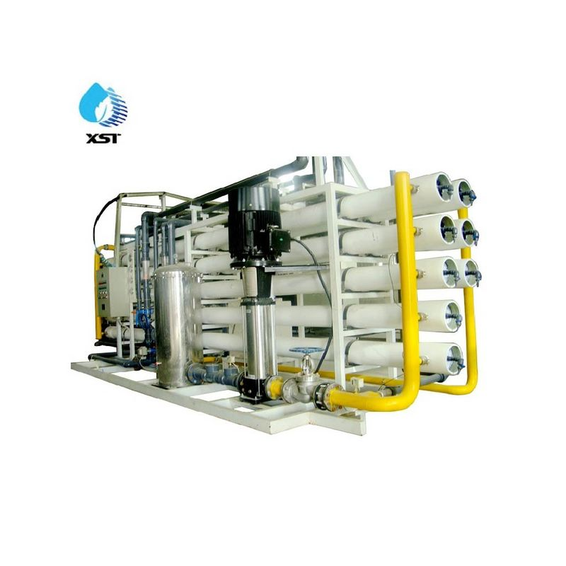 XSTRO-30T 1500m³/day Industrial RO Water Treatment Plant