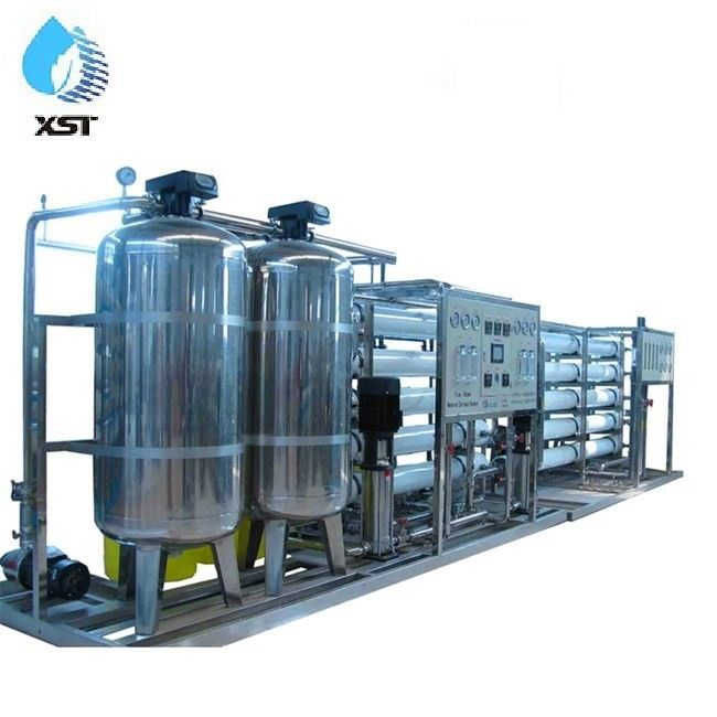 15TPH Water Purifier RO Plant