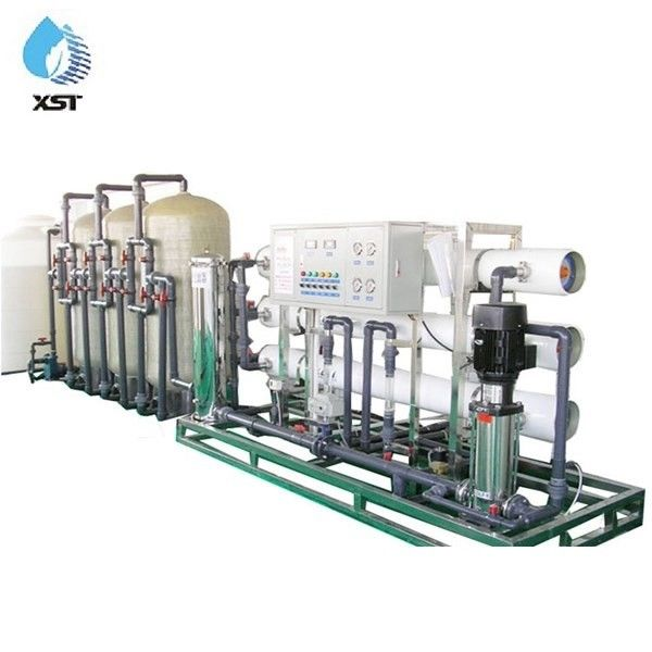 Seawater Reverse Osmosis Desalination Plant For Drinking Water