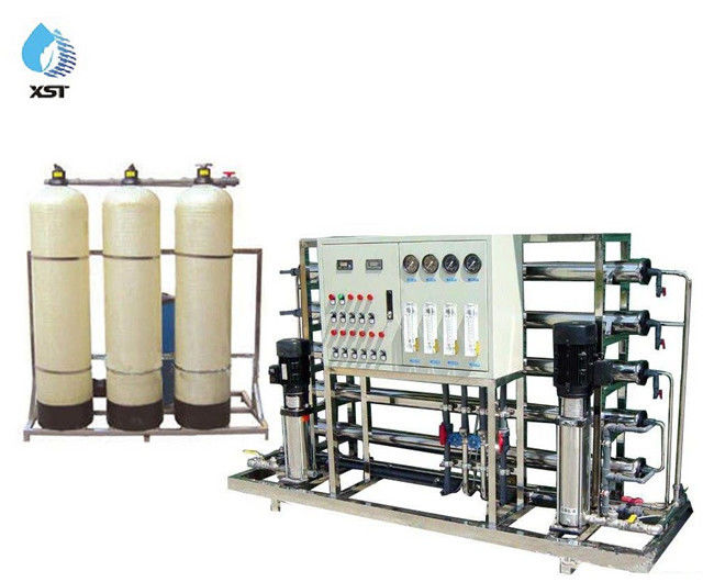 Underground Reverse Osmosis Brackish Water Treatment Plant