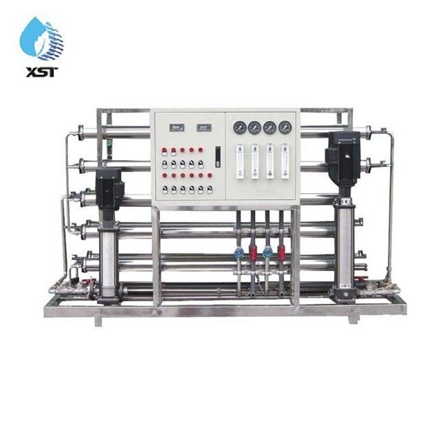 XSTUF-10 10000LPH Ultrafiltration Systems Water Treatment